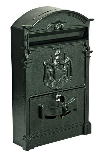 Почтовый ящик из металла своими руками фото